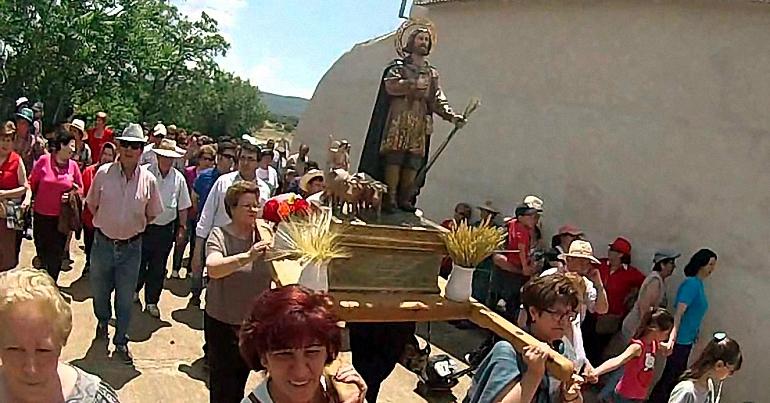 Aldea del Rey celebra este fin de semana la festividad de San Isidro en El Cortijo