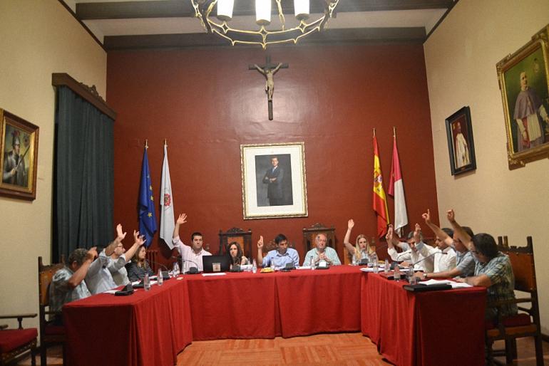 Almagro El Pleno aprueba la moción de Ciudadanos sobre la exención del pago de la plusvalía en el caso de pérdida de valor del inmueble