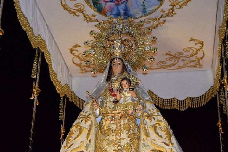 Almagro celebra este domingo la Romería de Mayo en honor a su patrona la Virgen de las Nieves