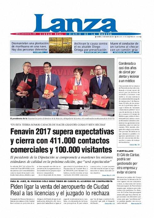 Ciudad Real El Lanza dejará de ser un diario y pasará a distribuirse semanal y de manea gratuita todos los viernes