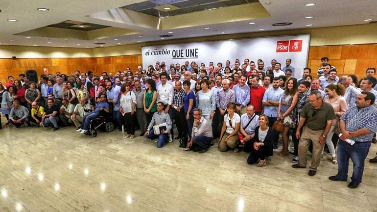 Congreso Extraordinario del PSOE de la provincia de Ciudad Real