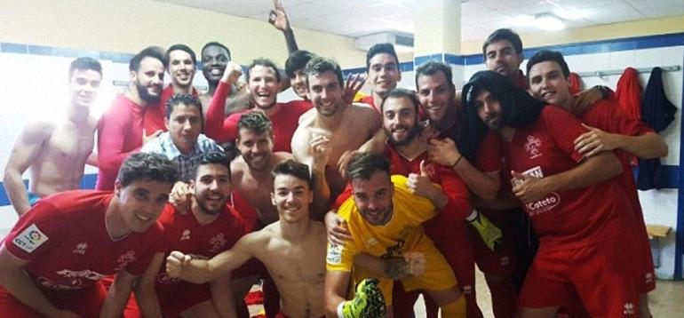 El Almagro CF consigue la permanencia tras la victoria en Cuenca