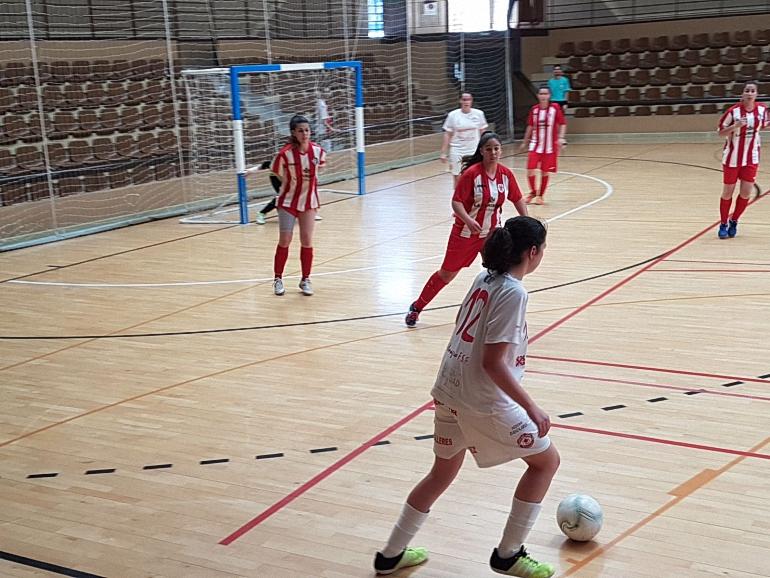 El Almagro FSF despide la temporada en cuarta posición de la clasificación general