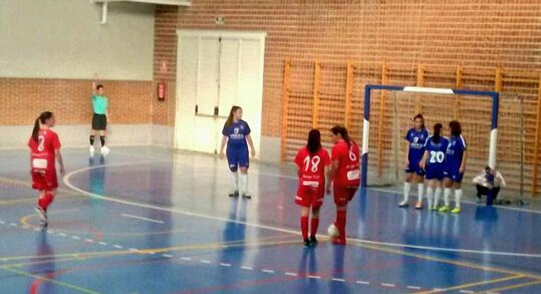 El Almagro FSF empata en Alcantarilla en un partido espectacular