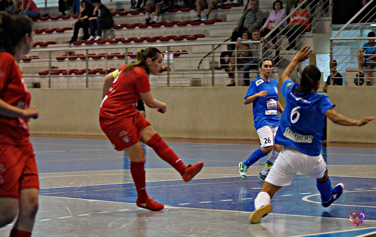 El Almagro FSF sigue soñando con la tercera plaza a pesar del empate de este fin de semana
