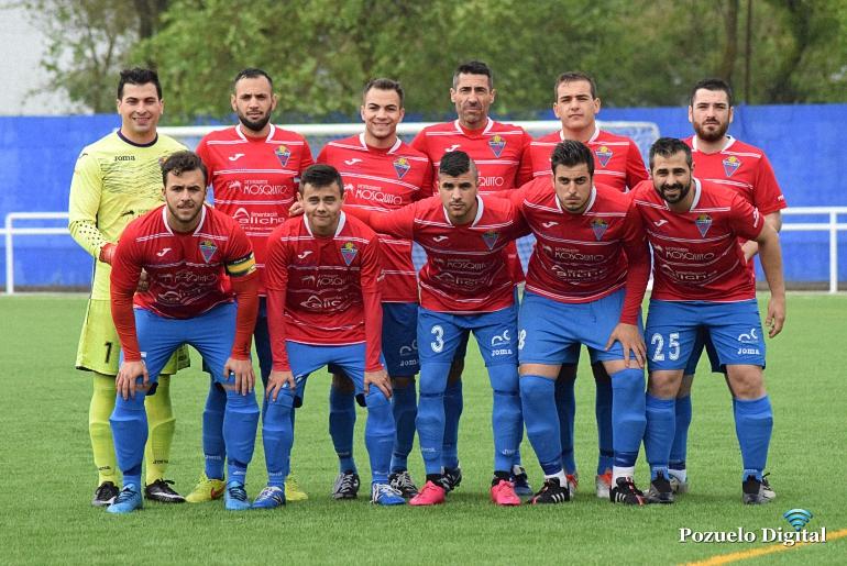 El Pozuelo CF inicia una nueva etapa en su nuevo campo de cesped con una victoria frente al CD La Estrella