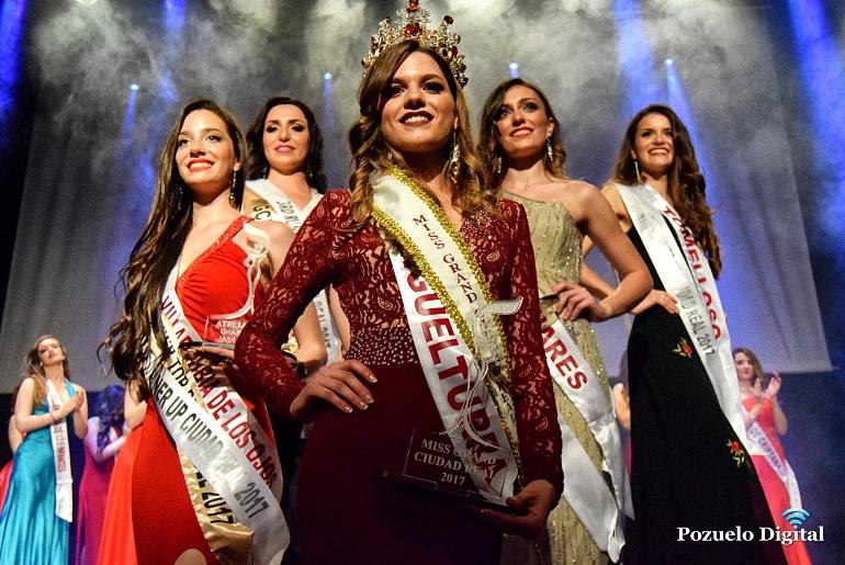 Pozuelo de Calatrava Miss Miguelturra se proclamó Miss Grand Ciudad Real 2017