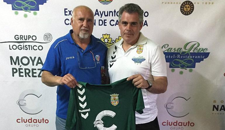 Salva Malagón será el entrenador del UD Carrión la próxima temporada