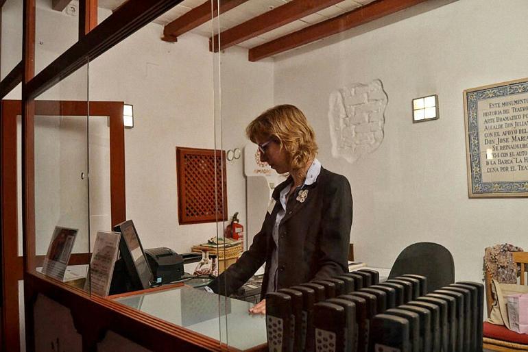 Almagro instala una central de ventas de entradas para sus espacios turísticos