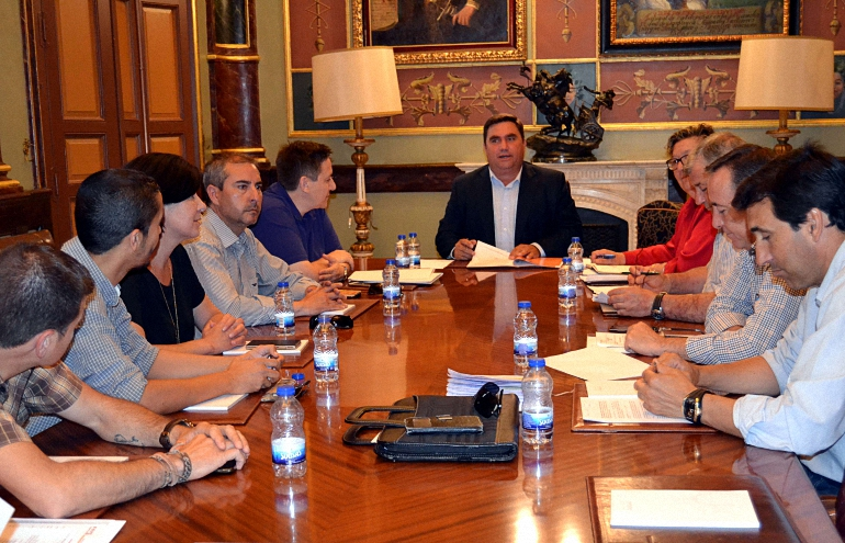 Almagro pide más medidas económicas compensatorias por tener en su término el vertedero de RSU