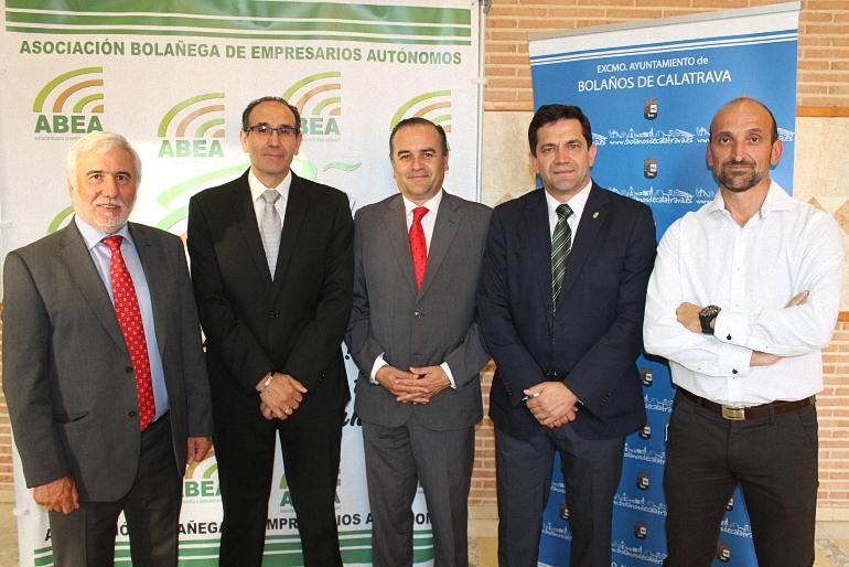 Bolaños ABEA celebró la III Gala Empresarial entregando los premios a los mejores empresarios de la localidad durante el 2016