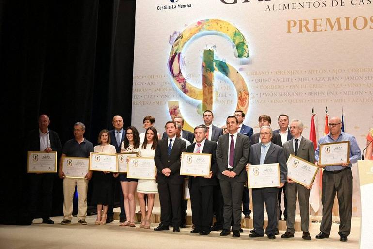 Bolaños Conservas Calzado obtiene una vez más el premio a la mejor Berenjena de Almagro en la XXVIII edición de los Premios Gran Selección