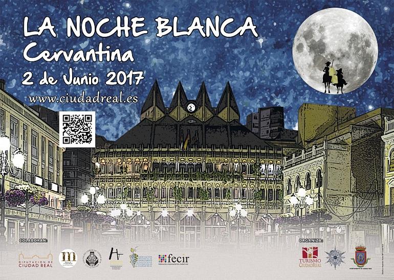 Ciudad Real celebra este viernes su Noche Blanca