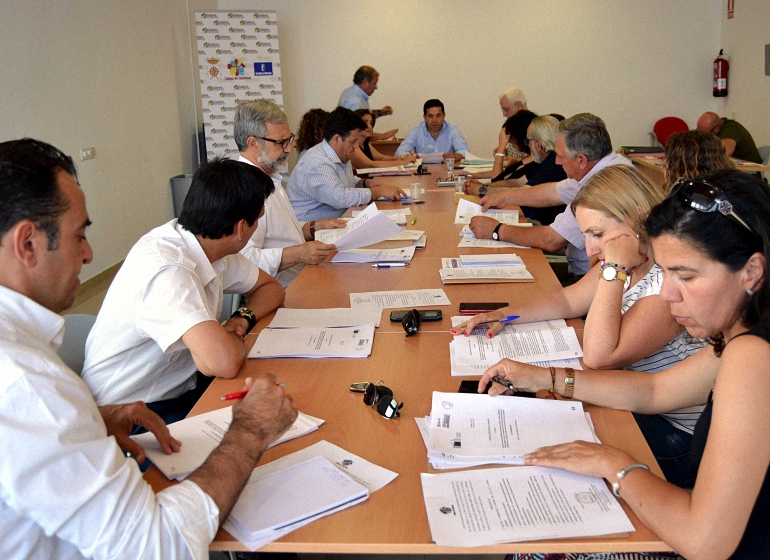 La Asociación del Campo de Calatrava aprobó los primeros proyectos comarcales en el que destaca el Plan Estratégico Turístico del Parque Cultural