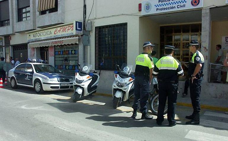 La Policía Local de MIguelturra intensificará el control de velocidad con una campaña entre el 8 y el 22 de junio