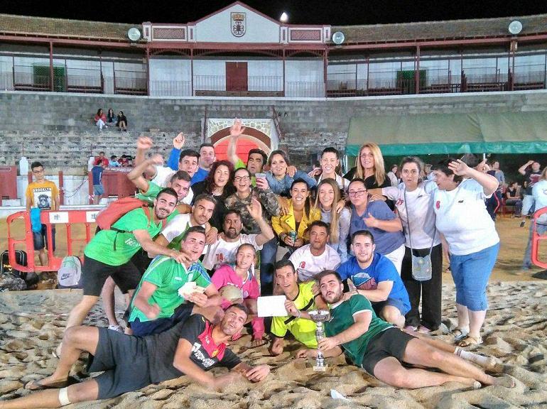 Almagro Gran éxito de participación y buen juego en el II Torneo de Fútbol Playa
