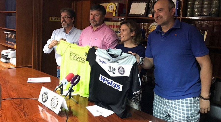 BM Bolaños y BM Alarcos se unen en un convenio de filialidad