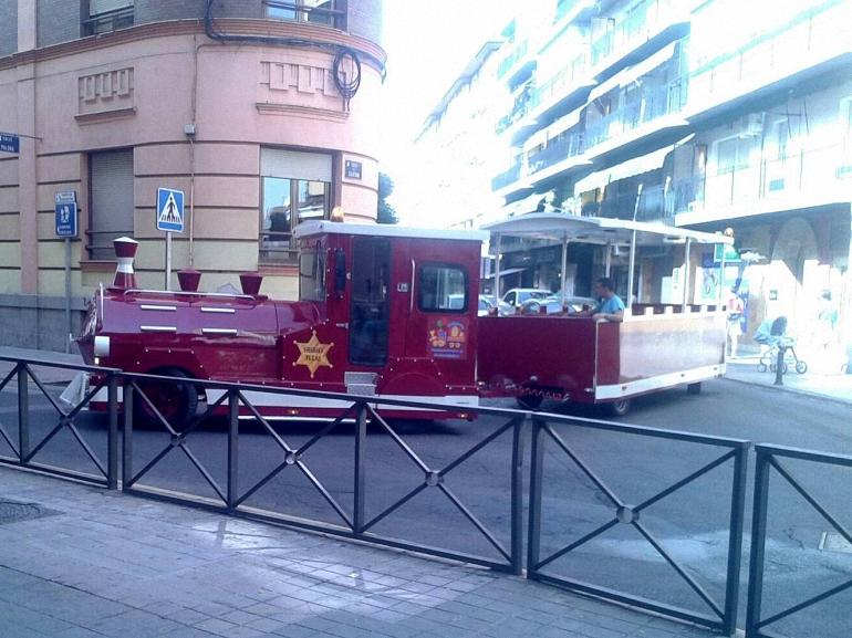 En marcha el tren turístico de la II Semana Histórica de Ciudad Real