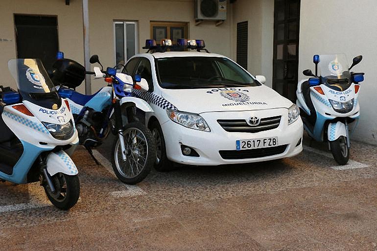 Miguelturra La Policía Local pone en marcha hoy la Campaña Especial de vigilancia y control de las condiciones del vehículo