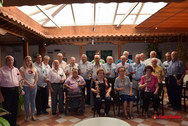 Almagro ha homenajeado a sus mayores como preludio a sus feria y fiestas 2017