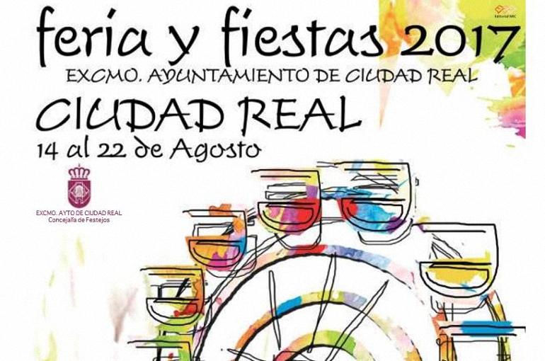 Ciudad Real celebra sus Feria y Fiestas 2017 desde el 12 al 22 de agosto