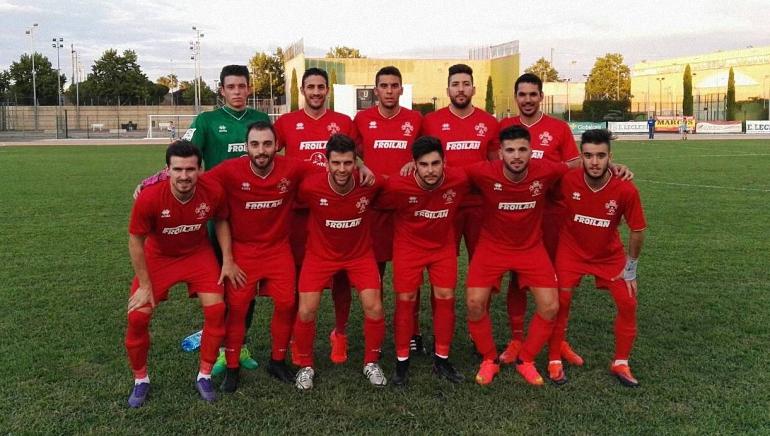 El Almagro CF cae en la semifinal del Trofeo Diputación pese a empatar en el partido de vuelta frente al Manchego