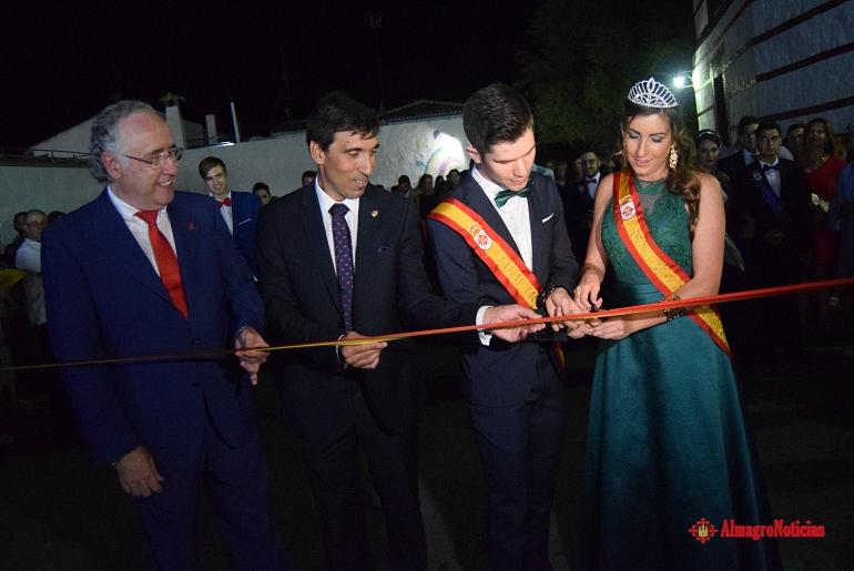 Inauguración Feria y Fiestas 2017 Almagro