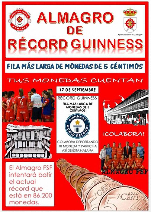 cartel record guinnes almagro fsf