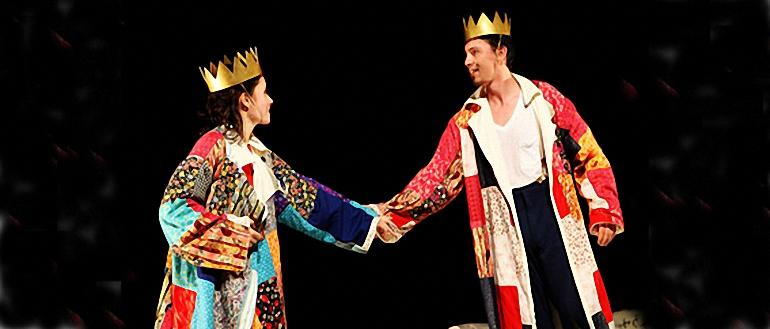 """Almagro El I Festival Infantil y Familiar concluye este domingo con el el Ballet Imperial de la Reina Rosamunda y su """"Escena de niños"""""""