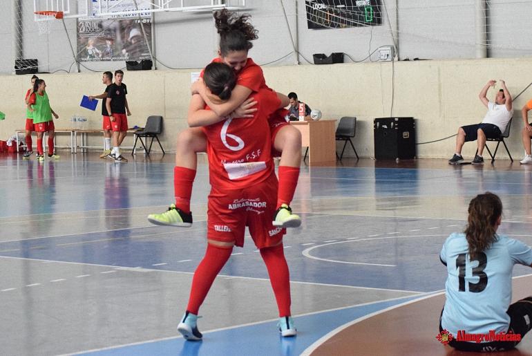 Almagro Ocho segundos le bastó al Almagro FSF para marcar su primer gol de liga