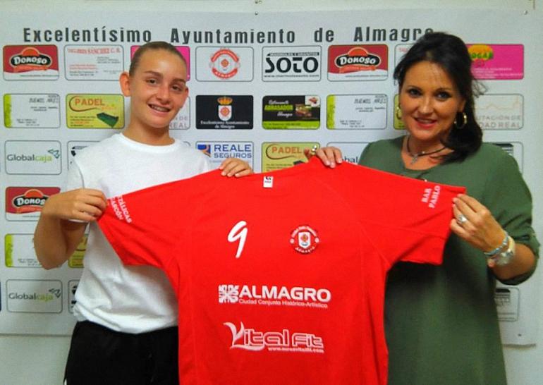 Almagro Pilar Romero Serrano, fichaje de última hora del Almagro FSF