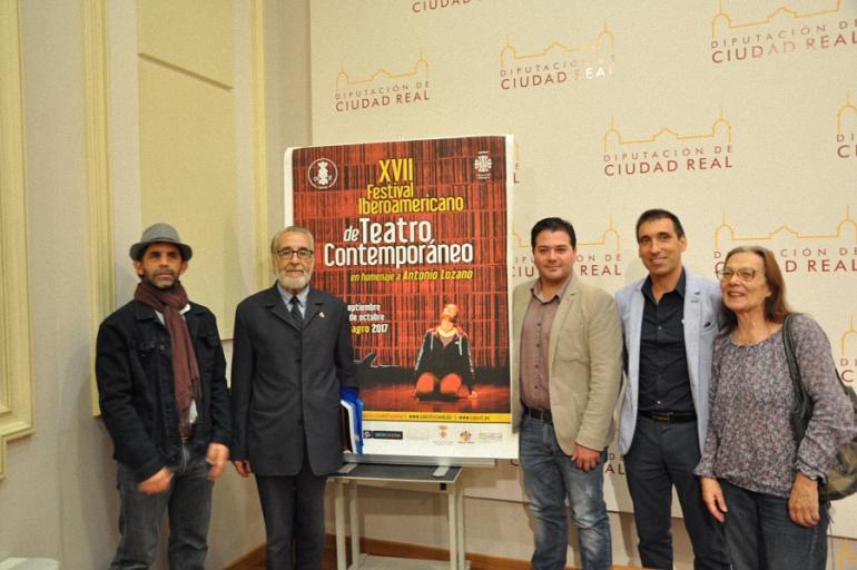 Almagro Presentado el XVIII Festival Iberoamericano de Teatro Contemporáneo