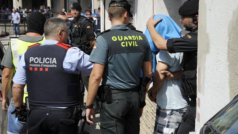 Antidisturbios de la Guardia Civil de Ciudad Real serán enviados a Cataluña para mantener el orden