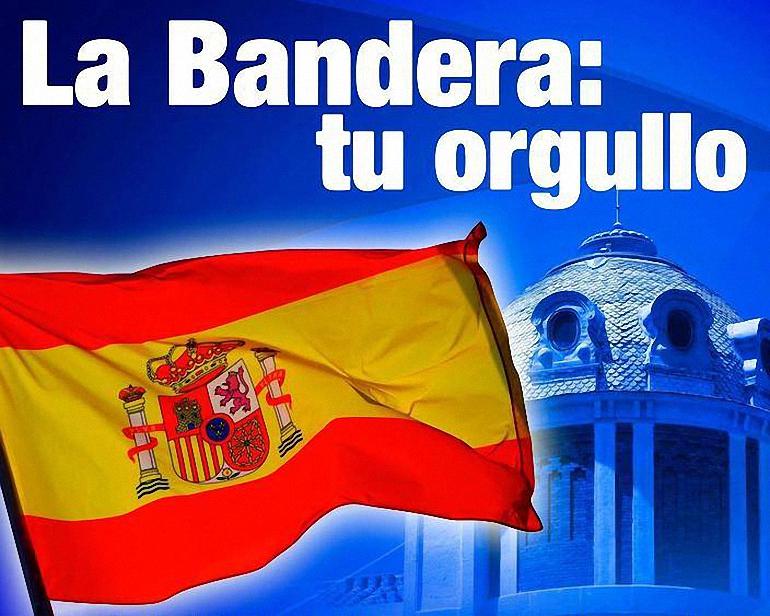 Ciudad Real rinde homenaje a la Bandera de España