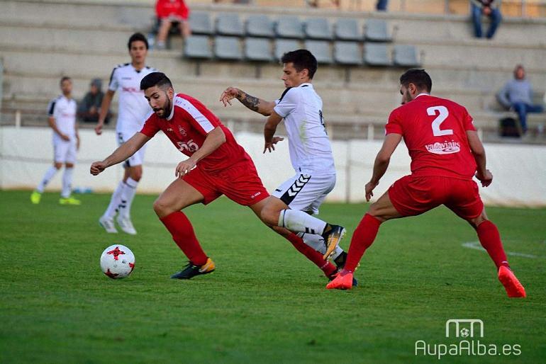 El Almagro CF se trae un punto del Andrés Iniesta tras empatar con el Albacete B