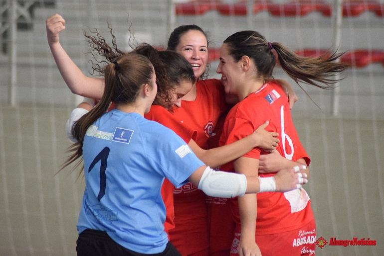 El Almagro FSF entre los cinco primeros equipos que lideran la clasificación