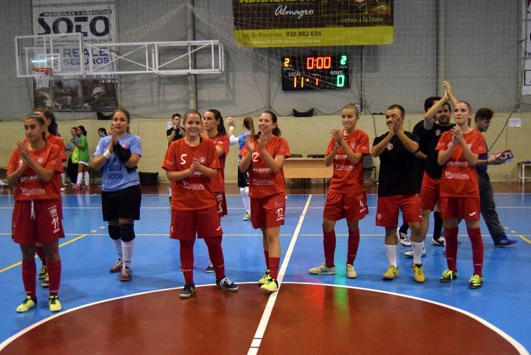 El Almagro FSF entre los clubes regionales que han obtenido subvención de la Junta de Comunidades para sufragar gastos por su participación en competiciones nacionales