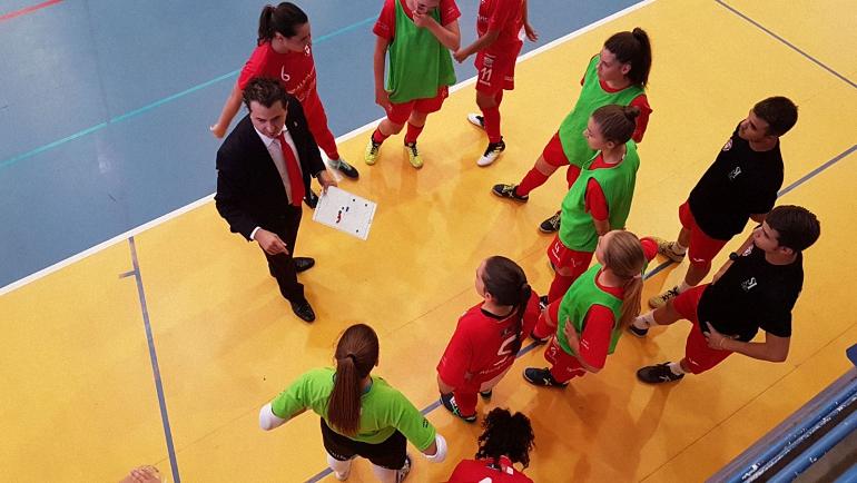 El Almagro FSF vence a domicilio en su segundo partido de temporada al Comarca de Níjar por 0-4