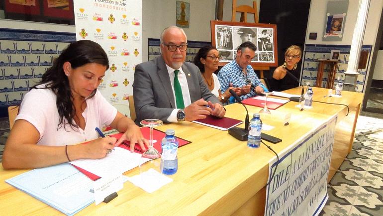 Manzanares La familia del torero Sánchez Mejías cede el archivo personal al ayuntamiento manzanareño