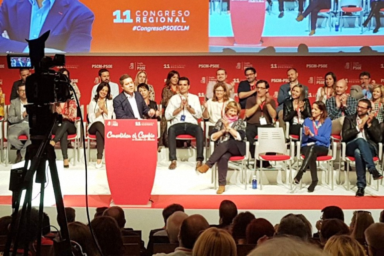 Almagro Dos almagreños en la Comisión Ejecutiva del Partido Socialista regional