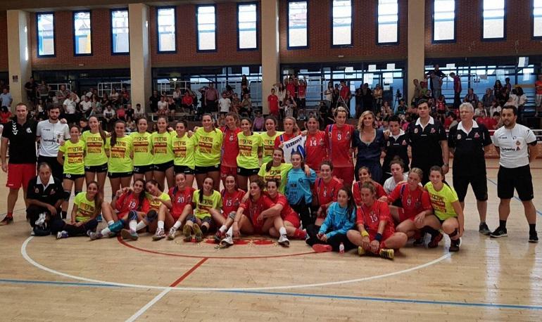 El Soliss BM Pozuelo obtuvo una importantísima victoria en Móstoles