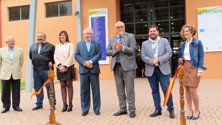 Manzanares inaugura su VII Salón del Automóvil