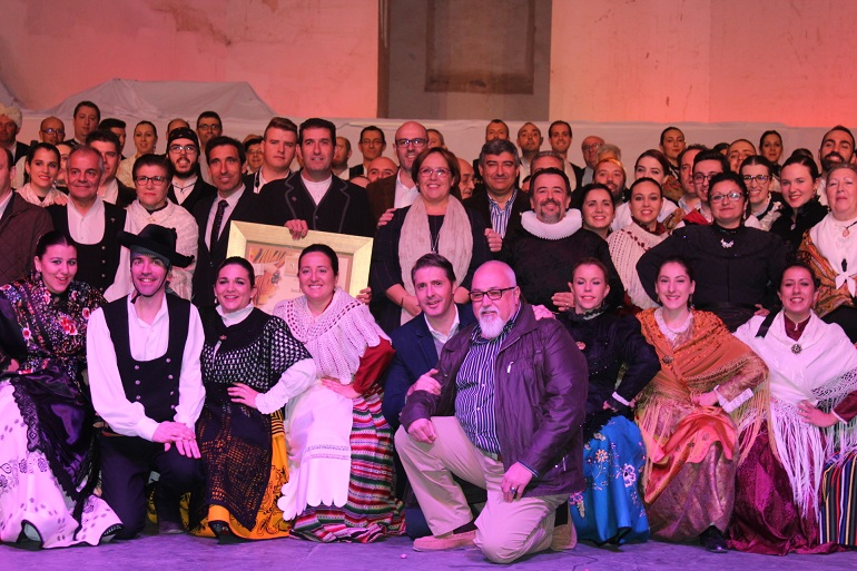 Almagro Clausura de las XX Jornadas Regionales de Folklore