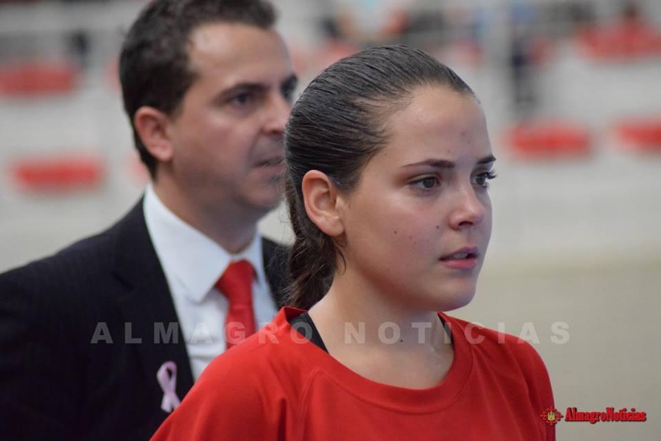 El Almagro FSF araña los tres puntos en los últimos segundos del partido en tierras jienenses