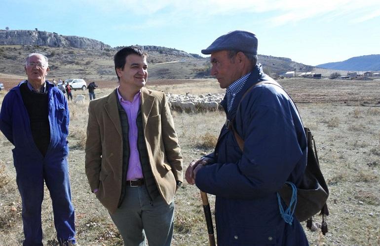 Los pastores cuyo ganado pasten en los montes de Castilla La Mancha serán compensados por ayudar a prevenir incendios forestales en 2018