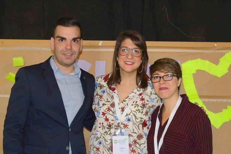 Nuevas Generaciones del PP de Almagro entra en la nueva ejecutiva regional