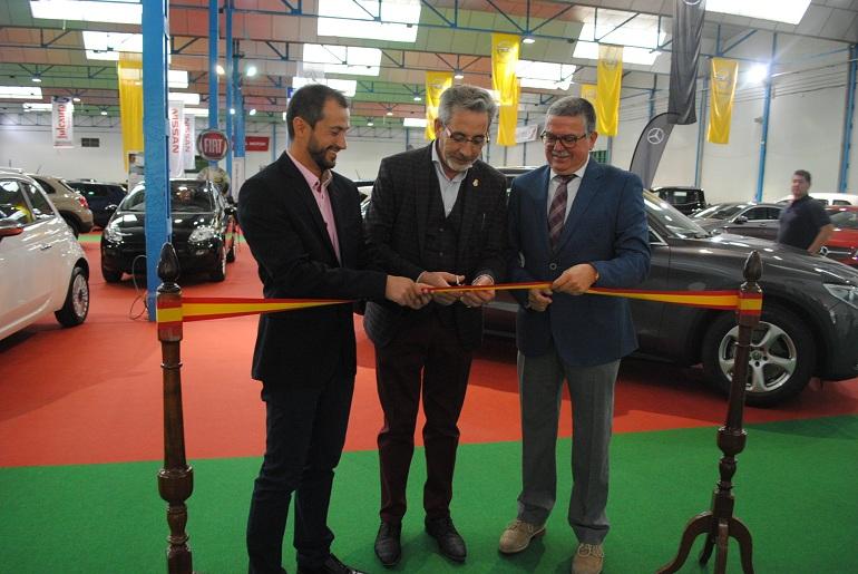 Valdepeñas celebra este fin de semana el XXI Salón del Automóvil