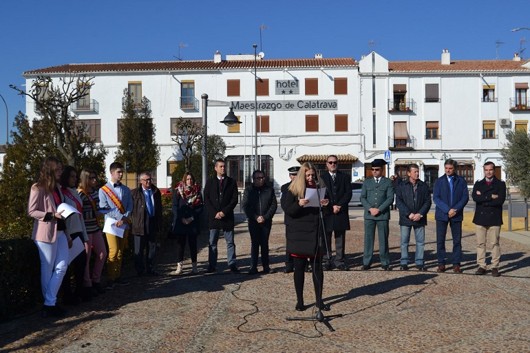 Almagro conmemoró el 39 Aniversario de la Constitución Española