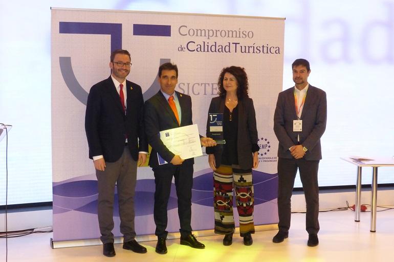 Almagro formará parte del Comité nacional Interdestinos del Sistema de Calidad del Turístico Español para el 2018-2019