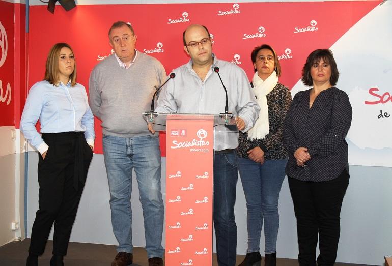 Carrión de Calatrava El grupo municipal del PSOE denunciará a la alcaldesa ante el Defensor del Pueblo por su negativa al acceso a la documentación de la gestión municipal